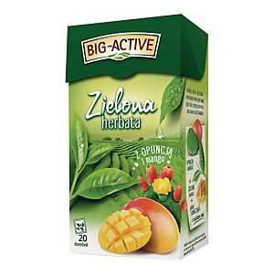 PK20 BIG ACTIVE GREEN TEA LEMON POMELO