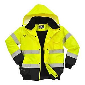 Portwest C465 blouson hi-viz 3EN1 jaune/bleu marine - taille L