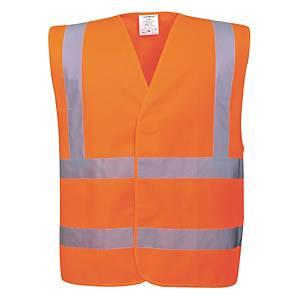 Portwest C470 hi-viz fluohesje, fluo oranje, maat 6XL/7XL, per stuk