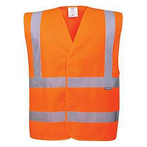 Portwest C470 gilet hi-viz orange - taille L/XL