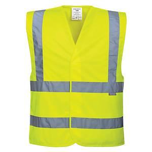 Veste fluo Portwest C470 hi-viz, jaune fluo, taille L/XL, la pièce