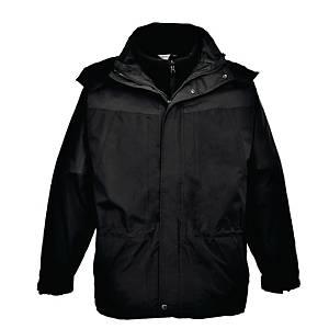 Parka Portwest Aviemore S570, noire, taille L, la pièce