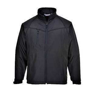 Portwest TK40-Oregon softshell, zwart, maat XL, per stuk