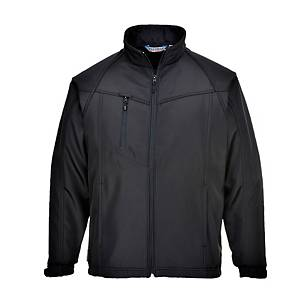 PORTWEST TK40 SOFTSHELL OREGON BLACK XXL