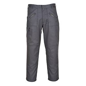 PORTWEST S887 TROUSERS ACTION GREY 40
