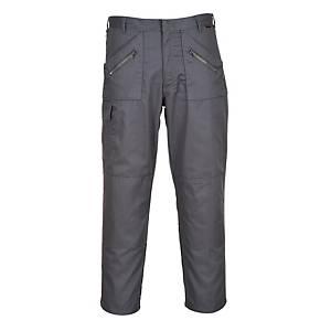 Pantalon de travail Portwest S887, gris, taille RU 42/taille BE/PB 58, la pièce