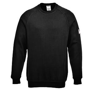 PORTWEST FR12 SWEATER FR/AS NAVY L