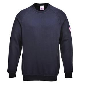 Portwest FR12 trui, marineblauw, maat 3XL, per stuk