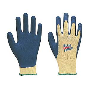 TOWA 300 Blue Liner Palm Gloves L