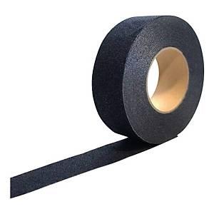 Bande antidérapante Coba Gripfoot - auto-adhésive - 50 mm x 18,3 m - noire