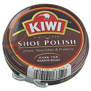 Kiwi 508602 Boot Polish 50ml Tan