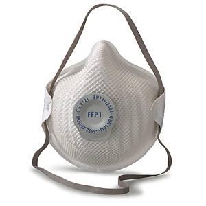 Moldex stofmasker Classic 2365, FFP1, met ventiel, pak van 20 stuks