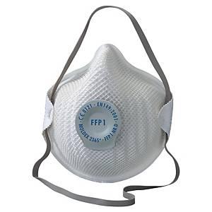 Masque coqué jetable Moldex classique 2365 FFP1 - sans soupape - par 20