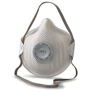 MOLDEX CLASSIC 2365 DUST MASK FFP1 NR D WITH VENTEX VALVE - BOX OF 20