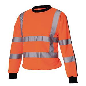 TRICORP TS-RWS HI-VIZ SWEATER 3XL ORANGE