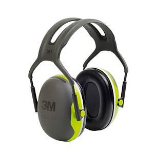 3M PELTOR X4A SLIM EARMUFFS SNR 33