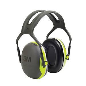 Mušľové chrániče sluchu 3M™ Peltor™ X4A, 33 dB