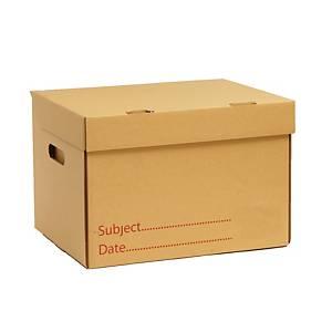 กล่องกระดาษเก็บเอกสาร KA185/185 แพ็ค 2 กล่อง