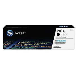 HP 201A (CF400A) toner cartridge, zwart