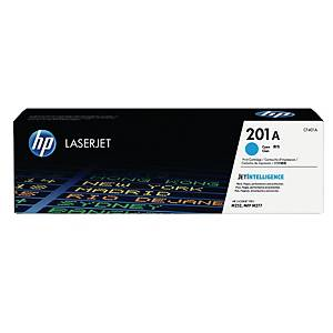 HP 201A (CF401A) toner cartridge, cyaan