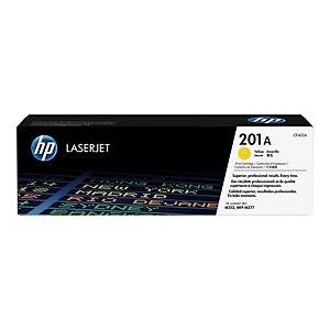 HP 201A Yellow Original Laserjet Toner Cartridge (CF402A)