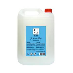 Tekuté mydlo Riva hydratačné s glycerínom, 5000ml