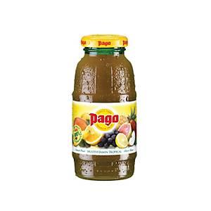 Pago Multivitamin, Einwegglasflasche, 0,2l, 24 Stück