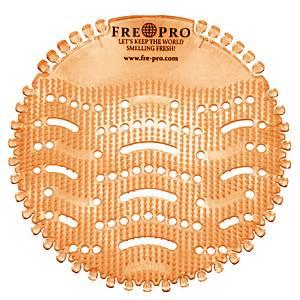 Fre-Pro WAVE 2.0 - Pissoir & Urinal Einsatz, Mango, 2 Stück