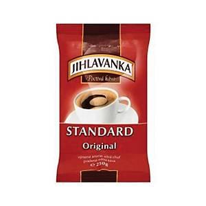 Mletá pražená káva Jihlavanka, 250 g