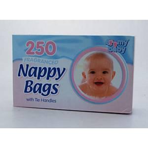 Nappy Bags Pk300