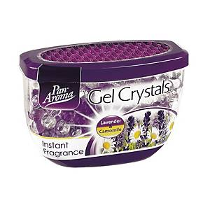PAN AROMA GEL CRYSTALS LAVEND&CAMOM 150G