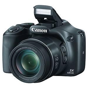 Appareil photo numérique Canon Powershot SX530HS - 16,8 Mpx - noir