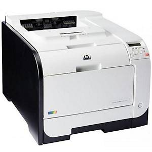 HP LaserJet Pro 400 color printer M451dn (CE957A)
