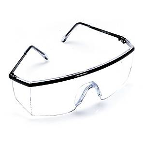 3M 1710 SAFETY GLASSES CLEAR LENS