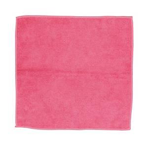 CLEANPRO 352033 M/FIBER CLOTH 32X32 RED