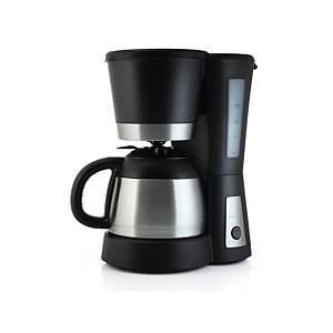 Cafetera eléctrica de filtro Tristar - negro