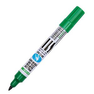 PILOT ปากกาเคมี SCN-B หัวตัด 4.5มม. เขียว