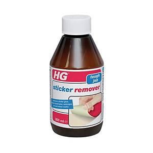 HG น้ำยาขจัดคราบกาว ยางไม้ หมึกพิมพ์ 300 มิลลิลิตร