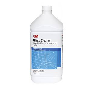 3M GLASS AND SURFACE CLEANER 3800 MILLILITERS