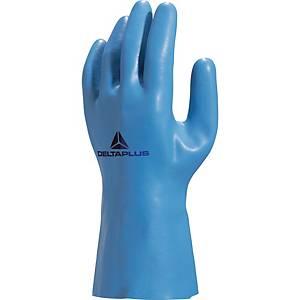 Gants protection chimique Deltaplus Venizette VE920 latex - taille 9 - la paire