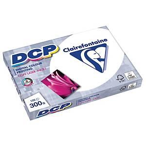 Papir til farveprint Clairefontaine DCP, A4, 3801, 300 g, 125 ark