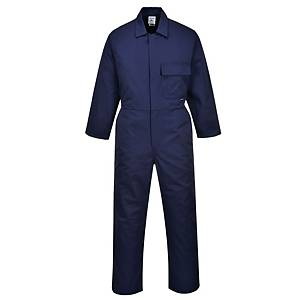 Portwest C802 coverall L navy