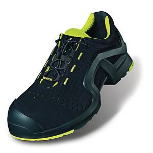 UVEX 8514.2 SAFETY SHOES S1 BLK/YLLW 39