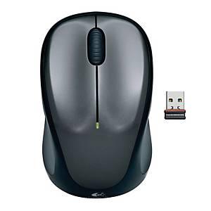 Logitech M235 draadloze optische muis, zwart