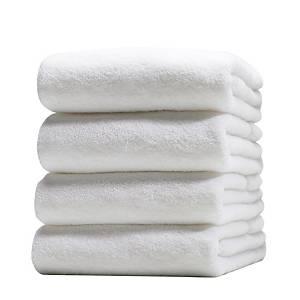 ผ้าขนหนู 12X12 นิ้ว สีขาว