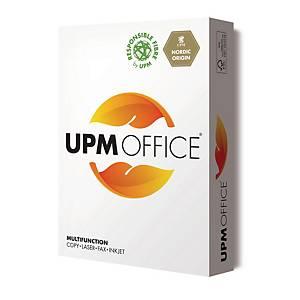 UPM A4 多功能辦公室影印紙 80磅 - 每箱5捻 (每捻500張)