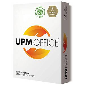 UPM Office Yellow A4 Paper 80G White - Box of 5