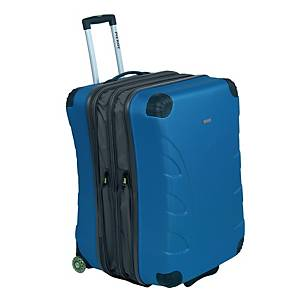 PIERRE LIGHT 2014 SUITCASE 28   BLUE