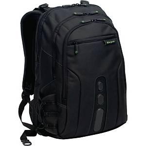 Targus Eco Spruce (TBB013) rugzak, voor laptop van 15 tot 15,6 inch, zwart
