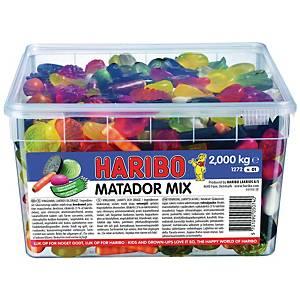 Matadormix HARIBO, boks a 2 kg